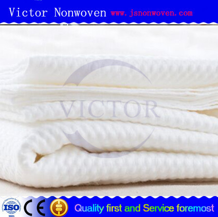 towel nonwoven fabric Parallel lapping viscose spunlace non woven