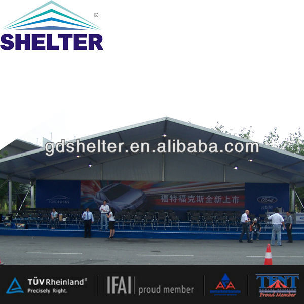 [20% OFF] USED Tension Fabric Structures for sale in China, Asia Tents, Asian Tents