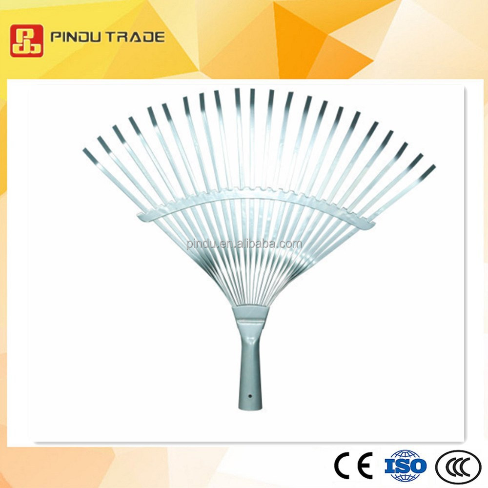 garden rake for leaf and grass/hay rake