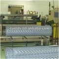 "2"" galvanized pvc coated chain link fence netting factory made in china"