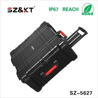 Hard Plastic Waterproof Carrying Case