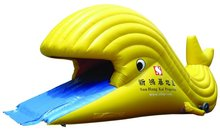 2012 new products of inflatable slide