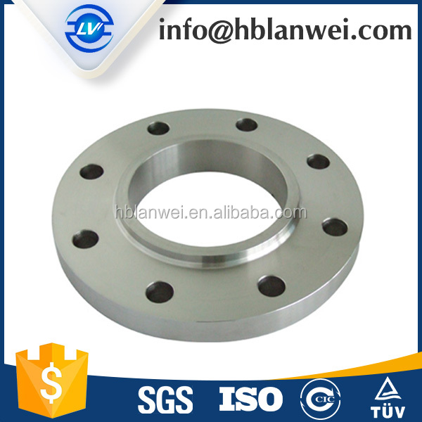 aisi 1080 steel prices reduced flange DIN Casting Slip on flanges
