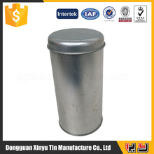 small aluminium tin can