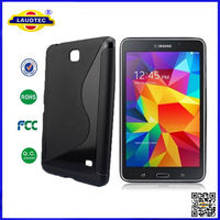 New Tablet Accessories S Line Back Case Cover for Samsung Tab 4 8 inch