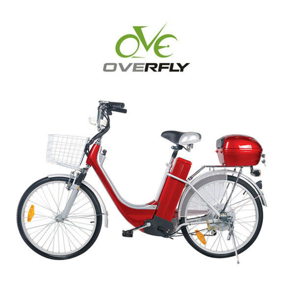 China Cheap Electric Bicycle XY-EB008 with 36V 12Ah lead acid battery