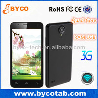 new products 2014 smartphone RAM 1GB GPS Quad core WCDMA850/1900/2100 telefonos celulares
