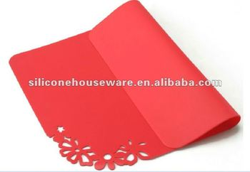 Beautiful Silicone Table Cloth