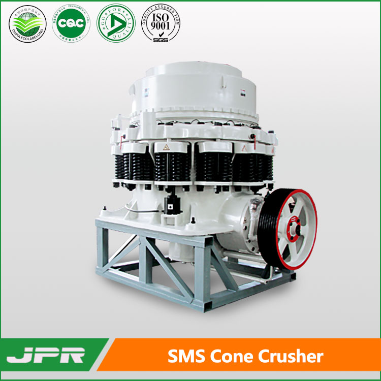Wide application stone construction railway highway bridge equipment for crushing cone crusher
