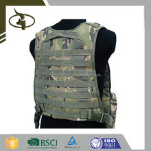 Army Police Equipment Camouflage Army Military Police Bullet Proof Vest Cover