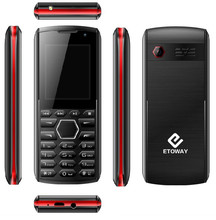 "2G feature phone 1.77"" two camera moible phone"