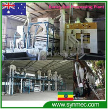 High Quality Cocoa Coffee Sorghum Bean Cleaning Line