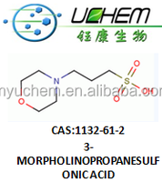 Wholesale 3-(N-MORPHOLINO)PROPANESULFONIC ACID 1132-61-2 in china