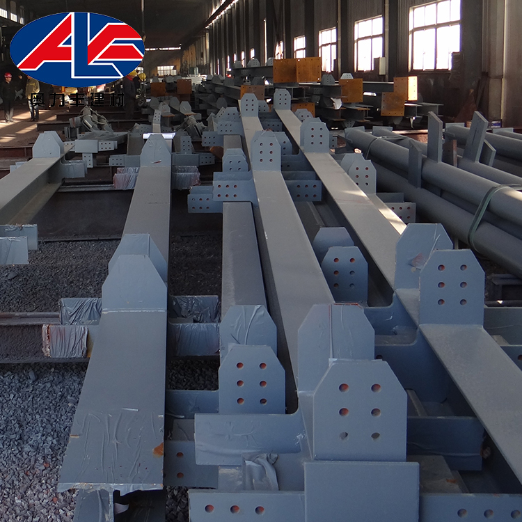 Welded H beam of High Quality