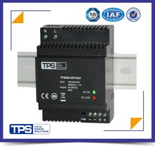 TPS 60W 24v din rail power supply