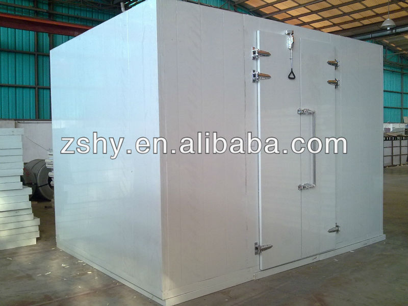 cold room refrigeration for cheese & butter cooling storage