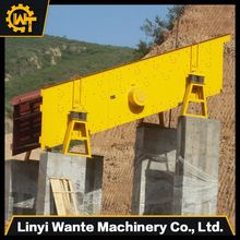 China Famous Brand WANTE Linear Vibrating Screen