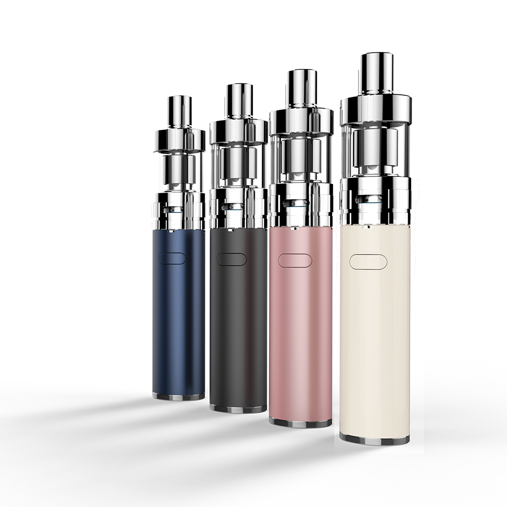 New generation e-cigarette 1100mah adjustable airflow tank SOLO BASIC bulgarian e-cigarette