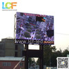 P10 outdoor full color led panel waterproof display panel high definition