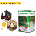 Spray adhesive for leather