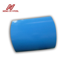 Paint Becker or Nippon Factory iron and steel ppgi color coated galvanized steel coil