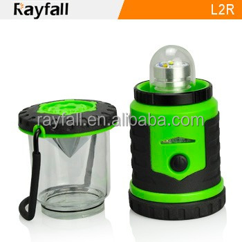 Water resistant gift protable outdoor camping lanterns with emergency light phone charger