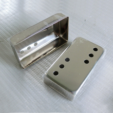 Electric guitar humbucker sized LP style pickup cover custom acoustic-electric guitar building parts china supplier