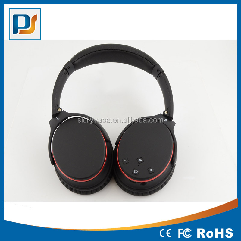 Stereo Noise Cancelling Reduction Foldable Headphone Headset