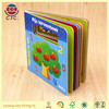 Exquisite cardboard children story cheap book printing