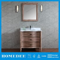 Homedee classic traditional bathroom vanity unit top for small bathrooms