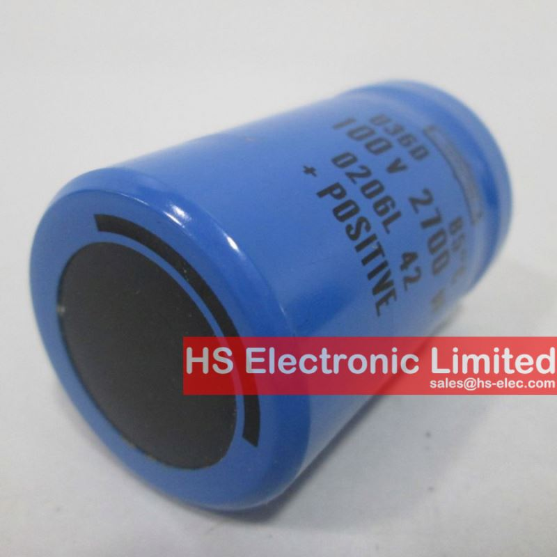 E36D101HPN473MEB7M Aluminum Capacitors 47000UF 100V SCREW U36D Series