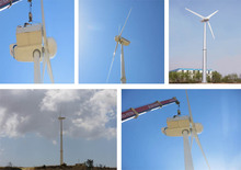 low wind speed 100kw wind turbine wind generator dynamo generator windmills