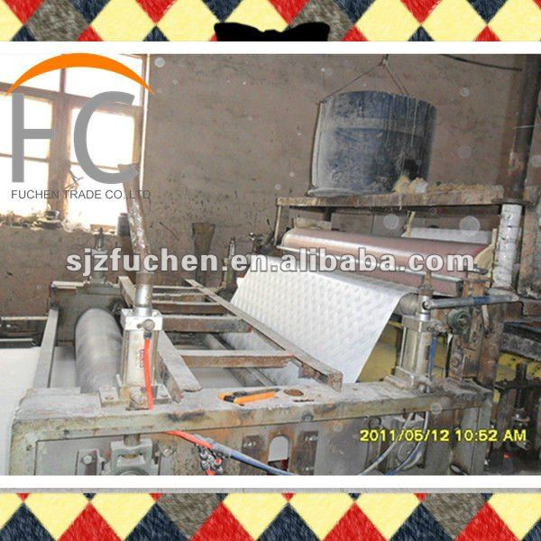 easy operate pvc laminating gypsum board equipment/plant /macnine/production line