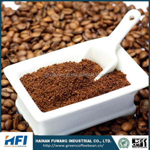 Manufacturer Supply instant arabica coffee powder