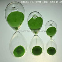 factory supplier wholesale decorative hourglass sand timer