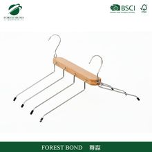 Cost price high quality brand new wooden tank top hanger