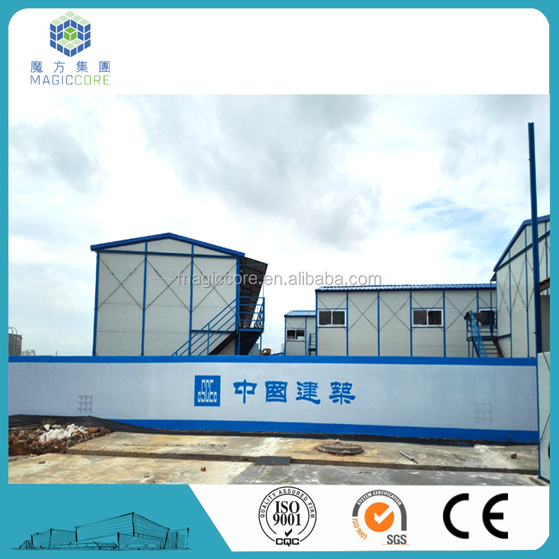 light steel frame buildings low cost construction real estate prefab houses