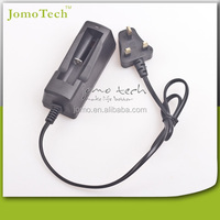 Jomo portable battery charger 18650 automatic battery charger universal 18650 charger