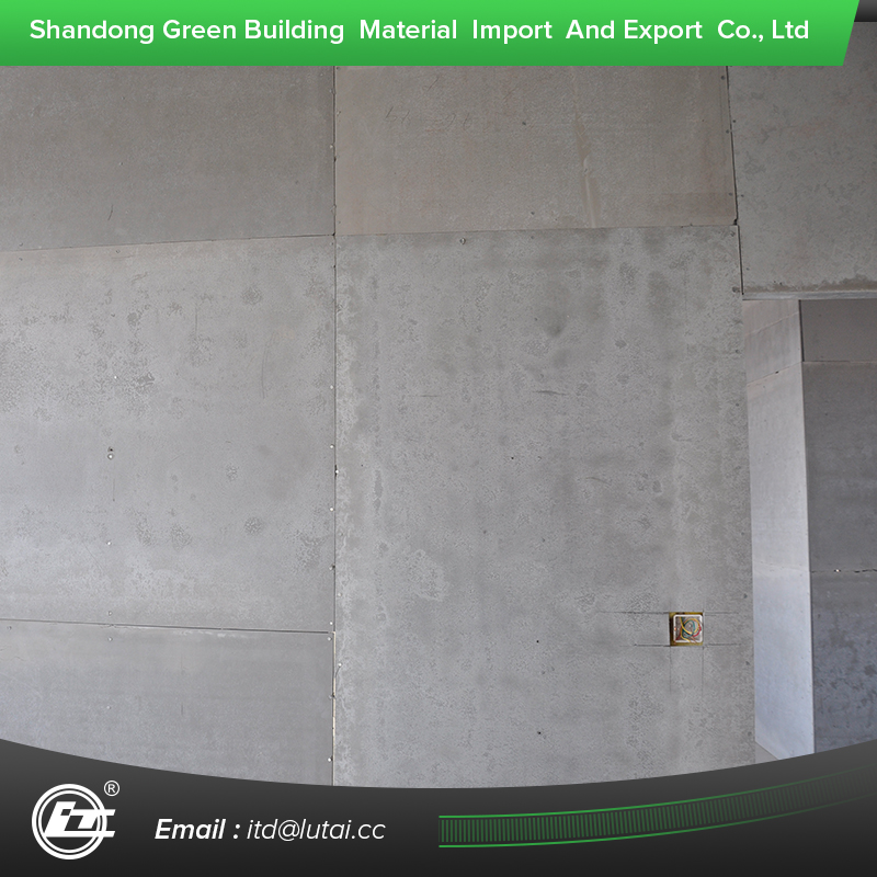 Fiber cement board fiber corrugated roofing sheet
