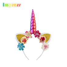 Cheap and comfortable <strong>headband</strong> flower unicorn <strong>headband</strong> girl <strong>headband</strong>