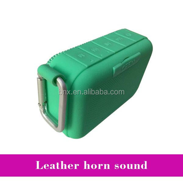 <strong>Q11</strong> best loud portable leather sound