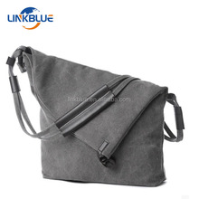Beautiful printed canvas bag, OEM production canvas tote bag made in Shenzhen