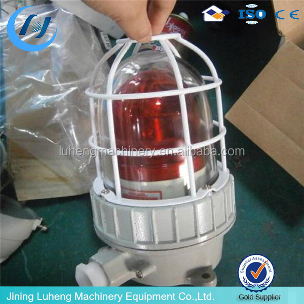 LED Traffic Solar Warning Light