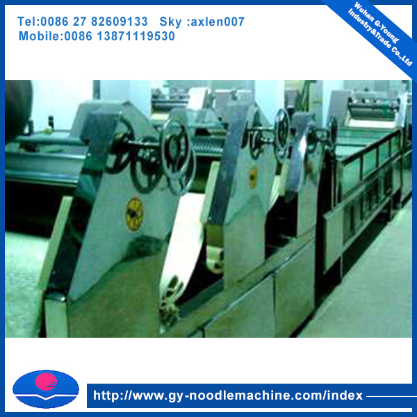 2014 High Quality Hand Operated Noodle Making Machine