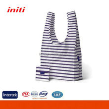 INITI 2016 Wholesale Fold Away Shopping Bag