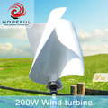 200w Government supplier solar wind turbine
