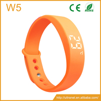 2016 Smart Watch Sleep Monitoring 3D pedometer Calorie counter Display temperature display time ,UFIT Watch Brand