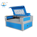 NC-1390 CO2 80W laser engraving machine/co2 laser cutter for wood and glass