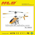 New helicopter,3.5CH Alloy RC helicopters with gyro