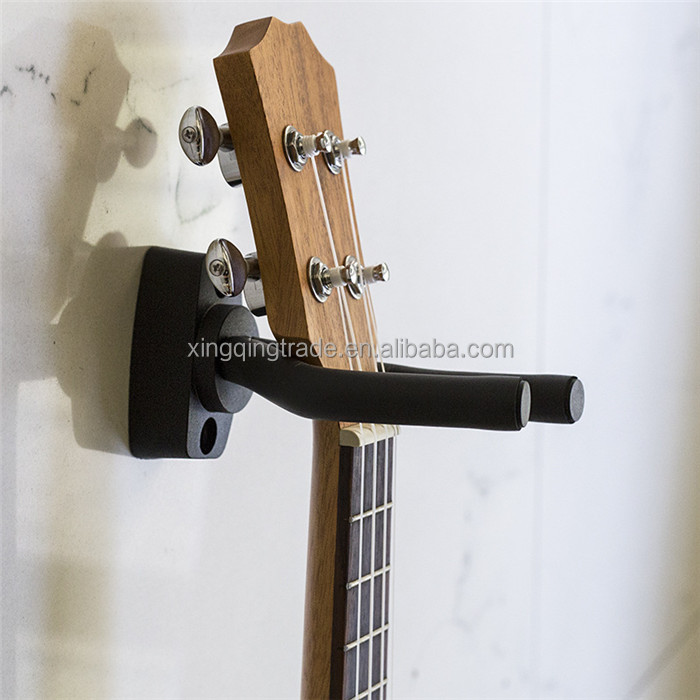 Guitar Stand Hanger Hook Holder Wall Mount Display Adjustable Width Fits All Size Guitar